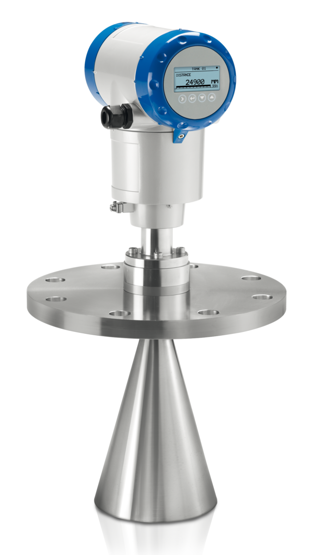 OPTIWAVE 5200 C horizontal metallic horn DN150