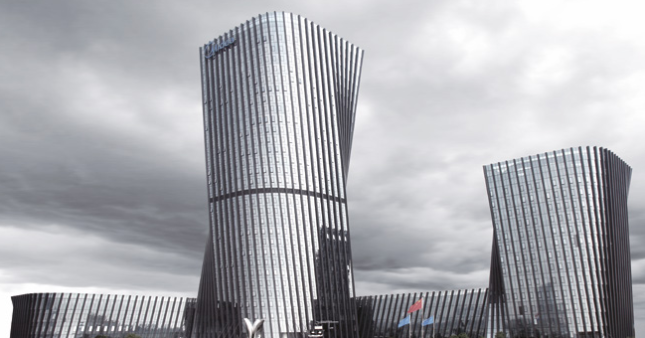 Midea mrakodrap