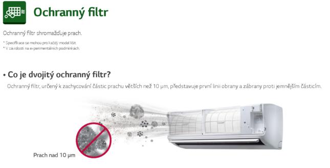 Ochranný filter