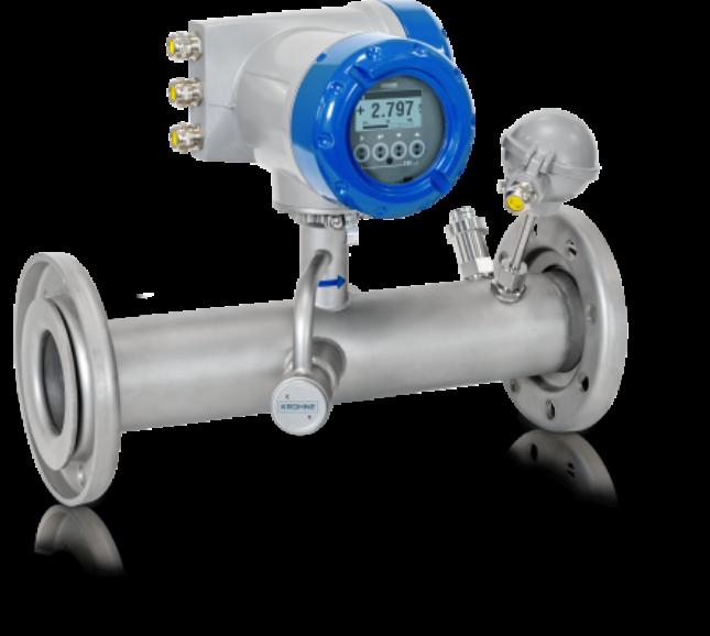 Optisonic 7300 biogas temperature pressure sensor