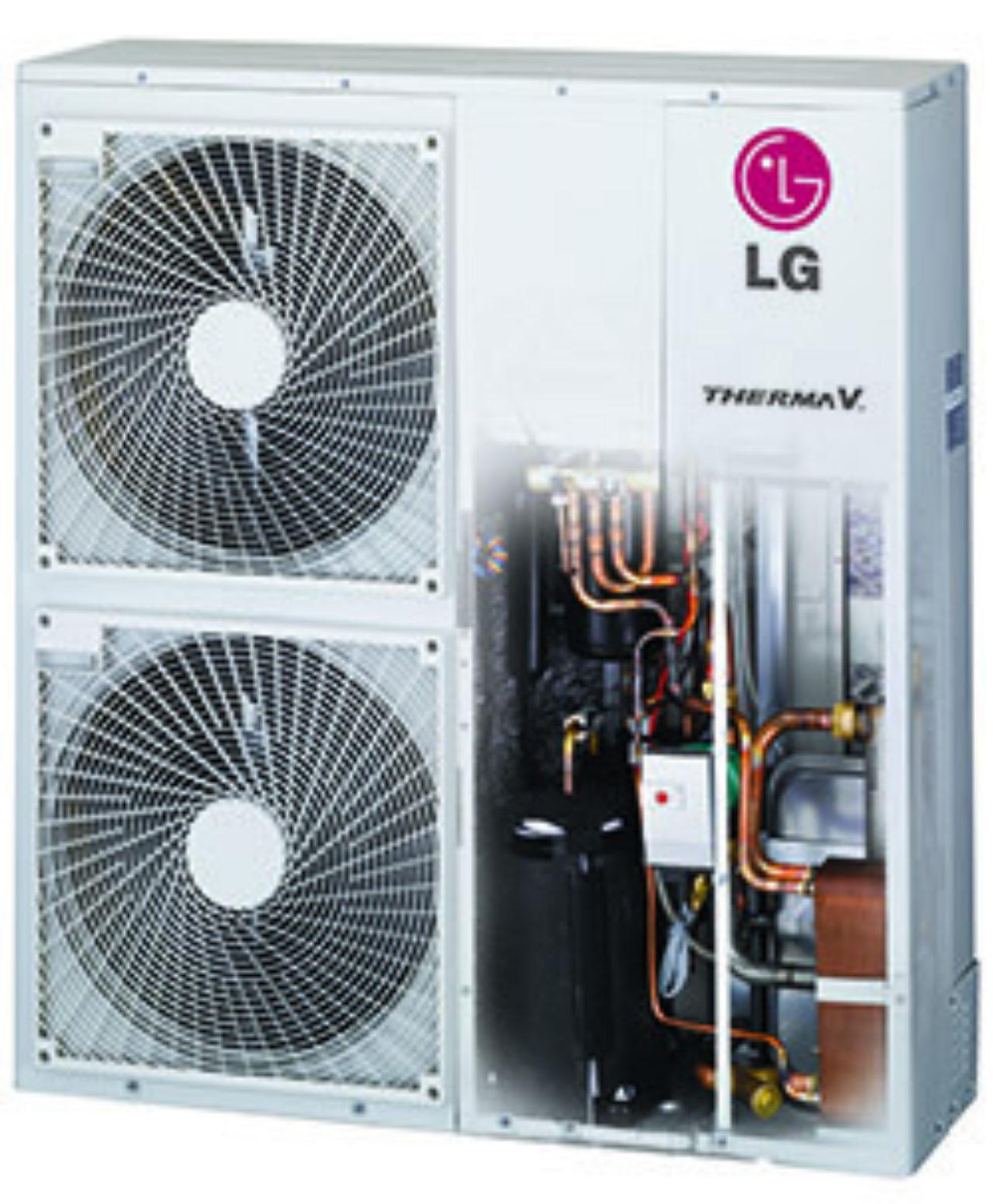 LG cut away monobloc