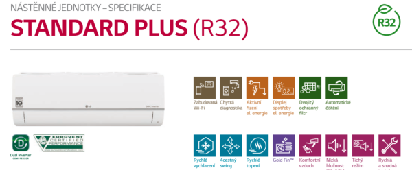 Standard PLUS R32