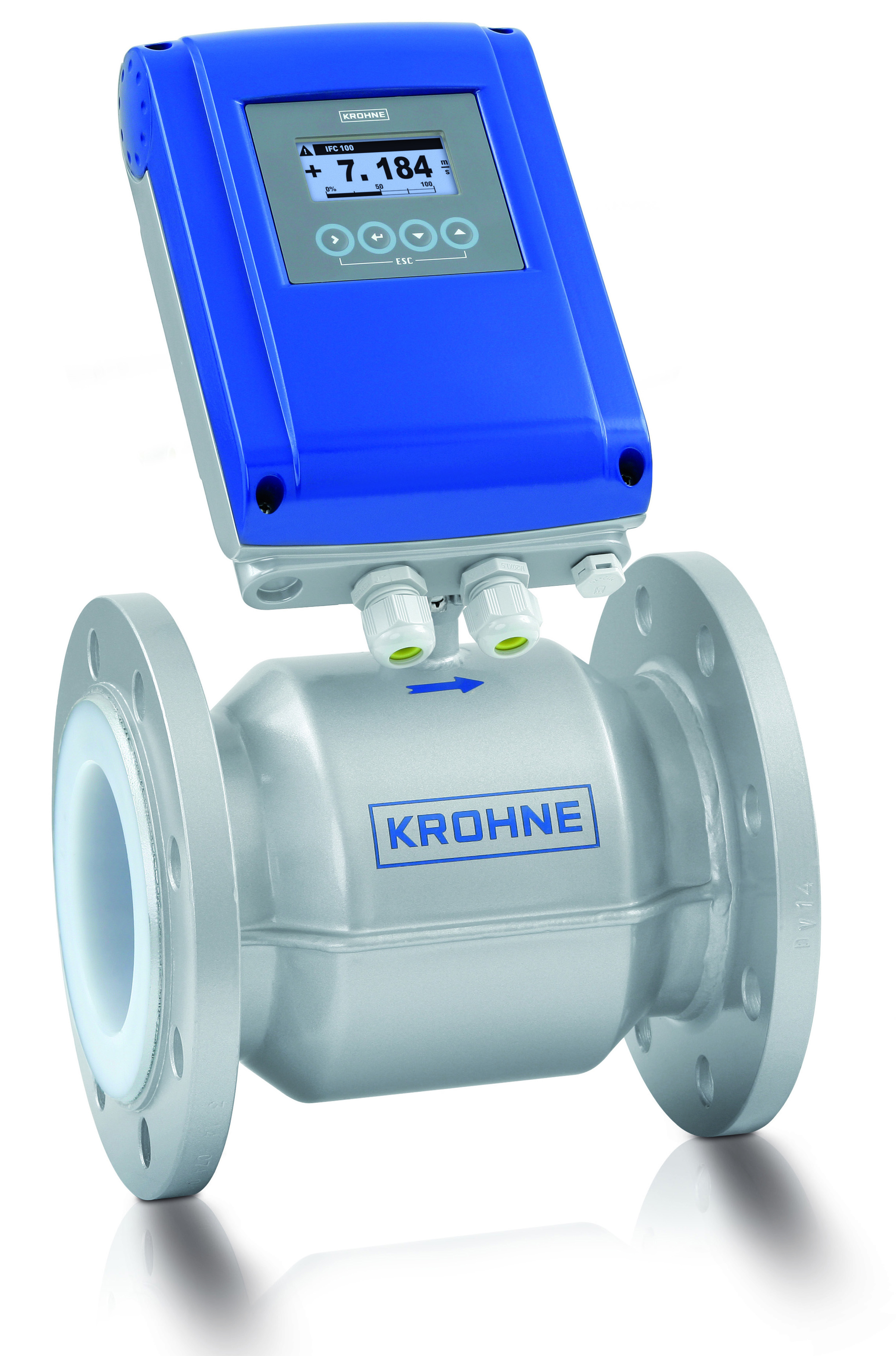 OPTIFLUX 4100 C kopie